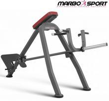 Marbo Sport Maszyna na najszerszy grzbietu z podparciem pod klatką MP-U208