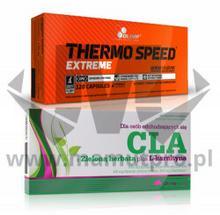 Olimp Thermo Speed Extreme 120 kaps. + Cla z Zieloną Herbatą + L-Karnityna 60 kaps