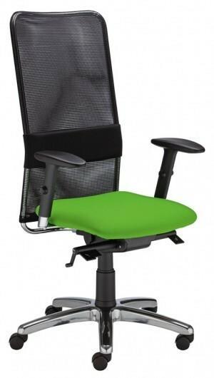 Nowy Styl Krzesło Obrotowe Montana Hb Lu R15g Steel11 Chrome