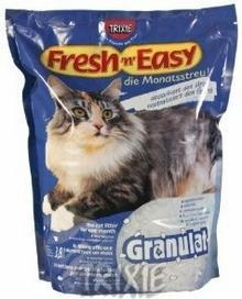 Trixie FreshnEasy Granulat żwirek silikonowy dla kota