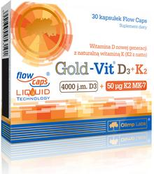 Olimp Gold-Vit D3 + K2 30 szt.