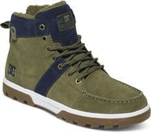 DC Woodland Boot MIL oliwkowy