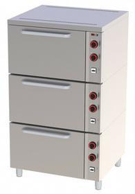 RedFox Piekarnik elektryczny 3x GN 2/1 EPP - 03