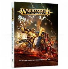 Games Workshop Warhammer Age of Sigmar Book
