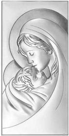 Beltrami Obrazek Matka Boska z dzieciatkiem - (BC#6381)