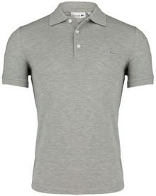 Lacoste Koszulka Polo Grey Slim Fit