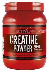 Activita Activlab 500 G Kreatyna Monohydrat Porzeczkowy