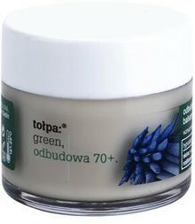 Tołpa Green Reconstruction 70+ intensywny balsam pod oczy do przywrócenia jędrności skóry twarzy Hypoallergenic 17 ml