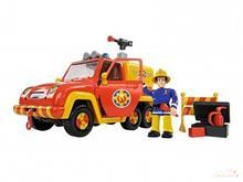 Simba Strażak Sam Pojazd Wóz strażacki Venus Z Figurką 9257656