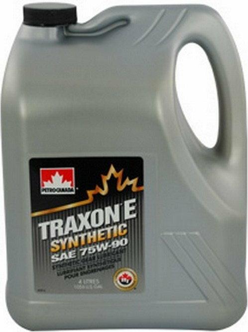 Petro - Canada TRAXON E SYNTHETIC 75W-90 4 l. olej przekładniowy 75W90