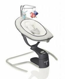 BabyMoov Automatyczny bujaczek Swoon Motion Aluminum A055009