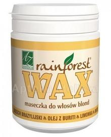 A-Z Medica WAX RAINFOREST Maseczka do włosów blond 250 ml