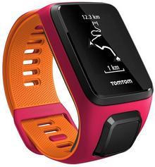 TomTom Runner 3 S różowo-pomarańczowy