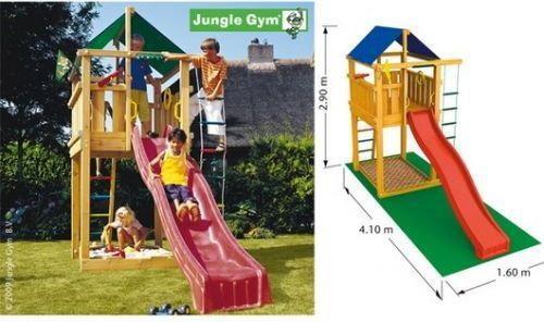 Jungle Gym Plac zabaw Lodge