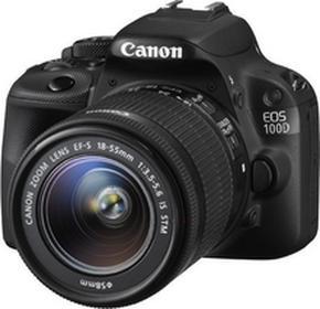 CanonEOS 100D + 18-55 STM kit