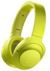 Sony MDR-100ABNY Żółty
