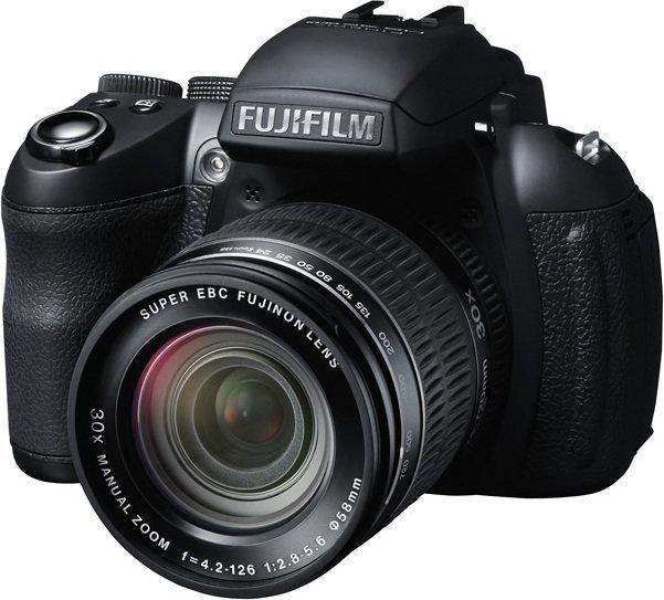 Fuji FinePix HS35EXR czarny