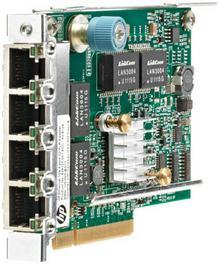HPE HPE Ethernet 1Gb 4-port 331FLR Adapter 629135-B22