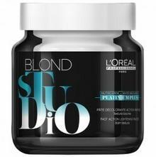 Loreal Studio Blond Platinium Plus Pasta rozjaśniająca do 7 tonów 500g