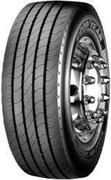 Goodyear LHS II + 355/50R13.5 154/152 L