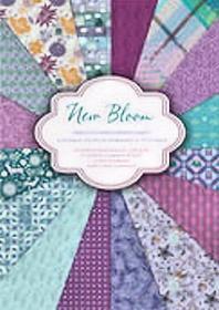 Blok do scrapbookingu Dan-Mark A4 - New Bloom