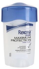 Rexona Maximum Protection kremowy antyperspirant 48 h Clean Scent 45ml