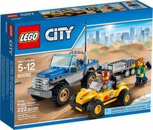 LEGO City - Mała Terenówka z Przyczepką 60082