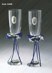 Valenti & Co Komplet 2 kieliszków ślubnych - (v#5448)