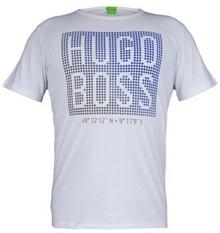 Hugo Boss T-shirt Teeos zielony