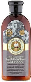 Pierwoje Reszenie Receptury Babuszki szampon-balsam do włosów - suche, matowe, wypadające - borówka, wierzbówka 350 ml