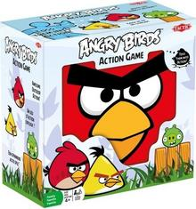 Tactic ANGRY BIRDS ACTION GAME