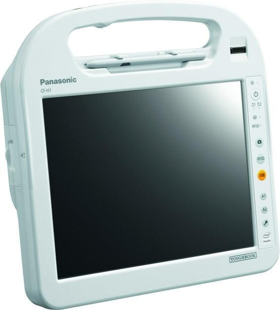 "Panasonic Toughbook CF-H1 10,4"", Atom 1,86GHz, 1GB RAM, 80GB HDD"