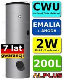 Winkelmann OEM SOLAR 200l 2W by Pionowy 2-wężownice, Bojler Wymiennik Zbiornik O