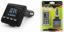 SAVIO Transmiter FM TR-01 LED 1,1 12V/24V, Pilot