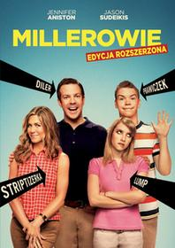 Millerowie DVD) Rawson Marshall Thurber