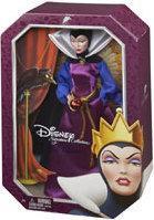 Mattel Princess - Czarne charaktery - Zła Królowa BDJ33