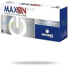 Adamed SP.Z O.O. MaxOn Active (Sildenafil 25 mg) lek na potencję 4 tabletki 8813203