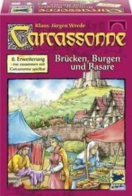 Hans im Gluck Carcassonne: Grody, Mosty i Bazary