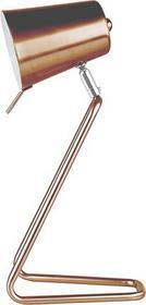 Leitmotiv Lampka biurkowa Z copper satin by LM1128