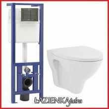 CersanitMITO Zestaw podtynkowy do WC TS502-001