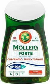 Axellus Mollers Tran Norweski Forte 112 szt.