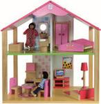 Eichhorn Domek dla lalek z wyposażeniem 2498