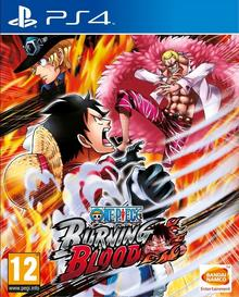 One Piece Burning Blood Collectors Edition PS4