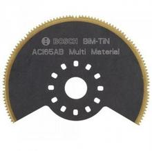 Bosch Brzeszczot segmentowy BIM TIN Multi Material płaski ACI 65 AB 2608661759