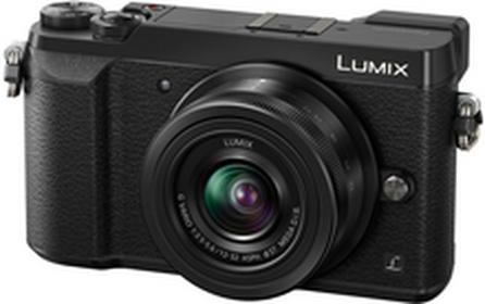 PanasonicLumix DMC-GX80 + 12-32mm czarny