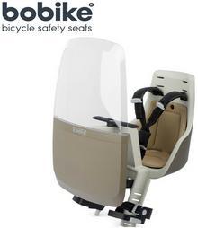 Bobike Fotelik rowerowy przedni Mini Exclusive - Safri Chic
