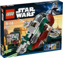 LEGO Star Wars Statek kosmiczny Slave I 8097