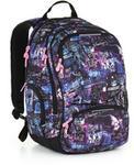 Topgal Plecak młodzieżowy HIT 889 I - Violet