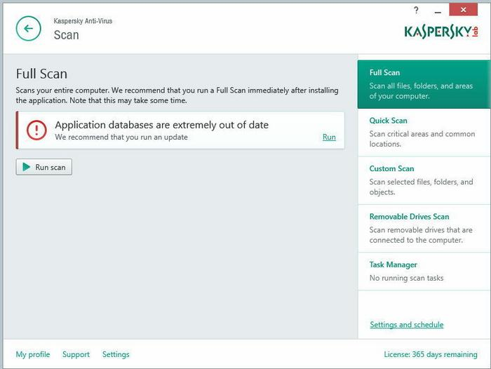 Kaspersky Anti-Virus 2015 (2 stan. / 1 rok) - Nowa licencja
