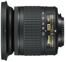 Nikon AF-P DX 10-20mm f/4,5-5,6G VR